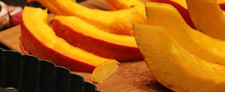 Geballte Vitamine in herbstlichen Tönen - Bild