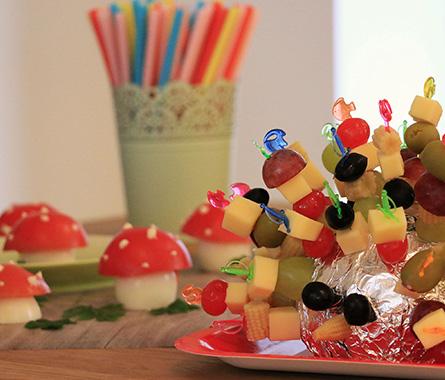 Mayonnaiseweißes Retro Silvester - Bild