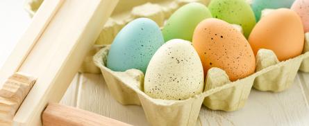 Osterbräuche - Wenn ein Hase Eier bringt - Bild