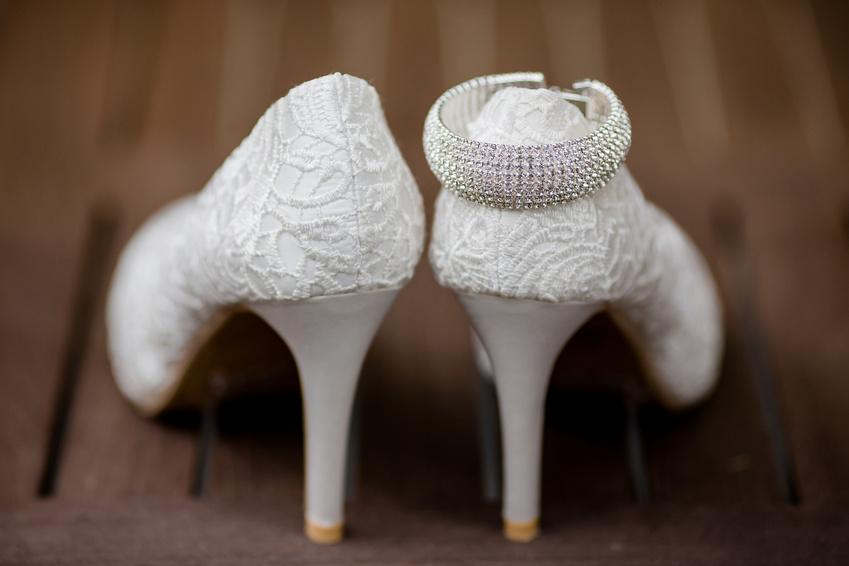 Hochzeitsbräuche Brautschuhe