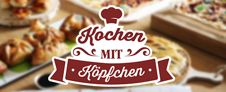 Kochen mit Köpfchen - Bild