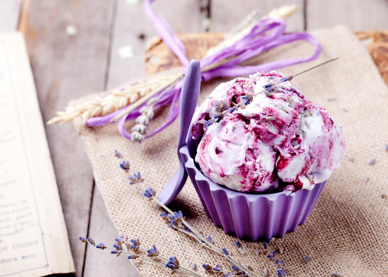 Eistrends Lavendel