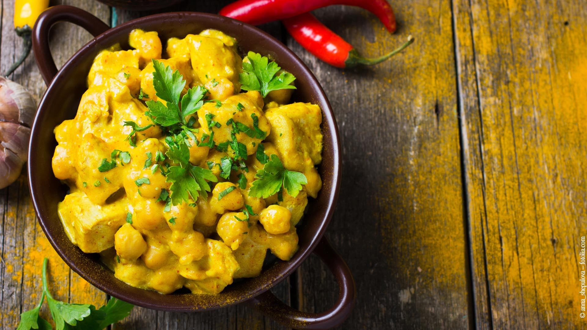 Essen und Film Curry