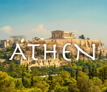 Foodtrip nach Athen - Bild