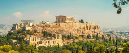 Foodtrip nach Athen - Bild