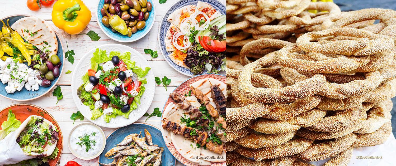 Essen Athen Querkochen