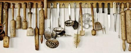 Längst vergessene Küchenutensilien - Bild
