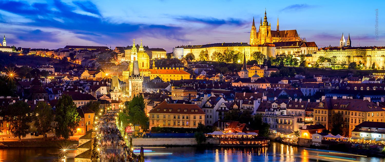 Foodtrip Prag bei Nacht - Querkochen