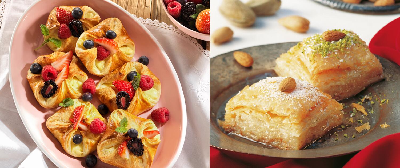 5 Teiggerichte aus aller Welt - Flammkuchen -Querkochen