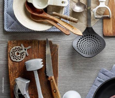8 Dinge, die in deiner Küche nicht fehlen dürfen - Bild