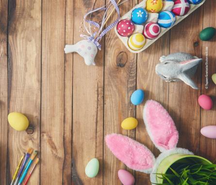 Endlich Ostern! - Bild