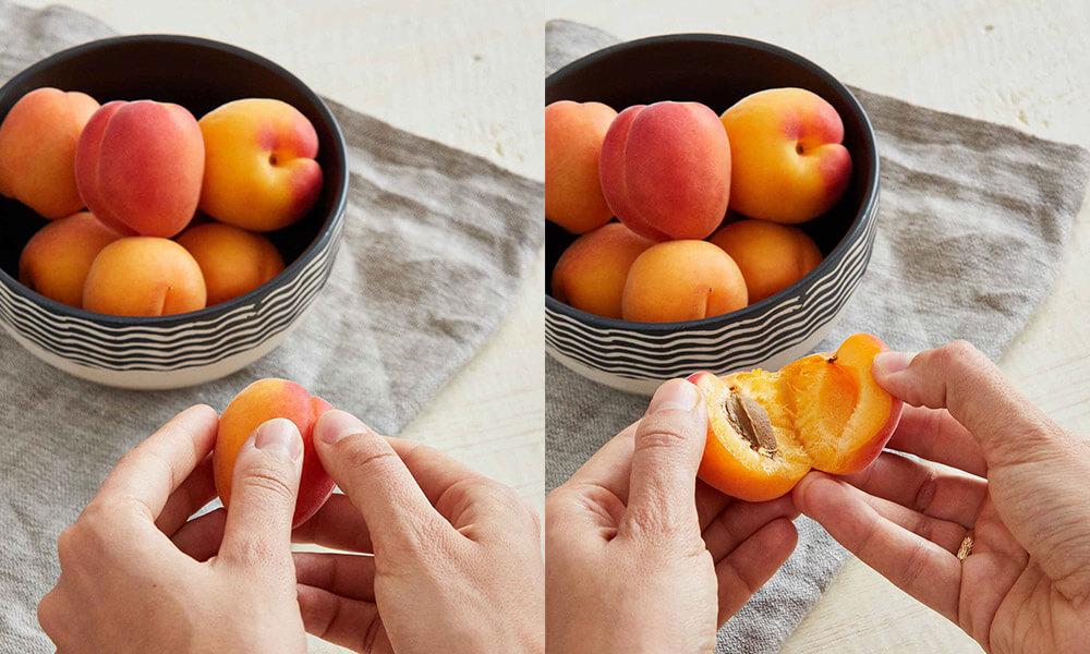 Marillenkern - Aprikosenkern - Querkochen