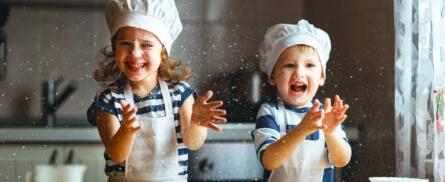 Backen mit Kindern - Die 10 besten Tipps - Bild