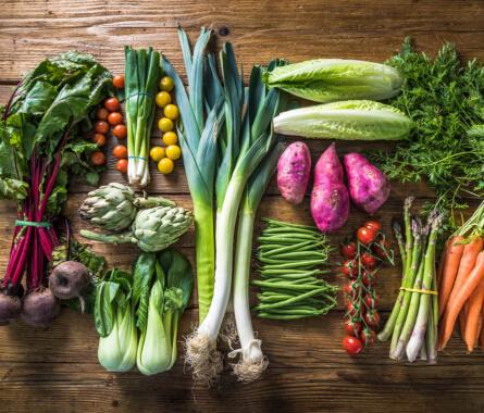 Saisonalität: Das Jahr im Takt von Obst & Gemüse - Bild