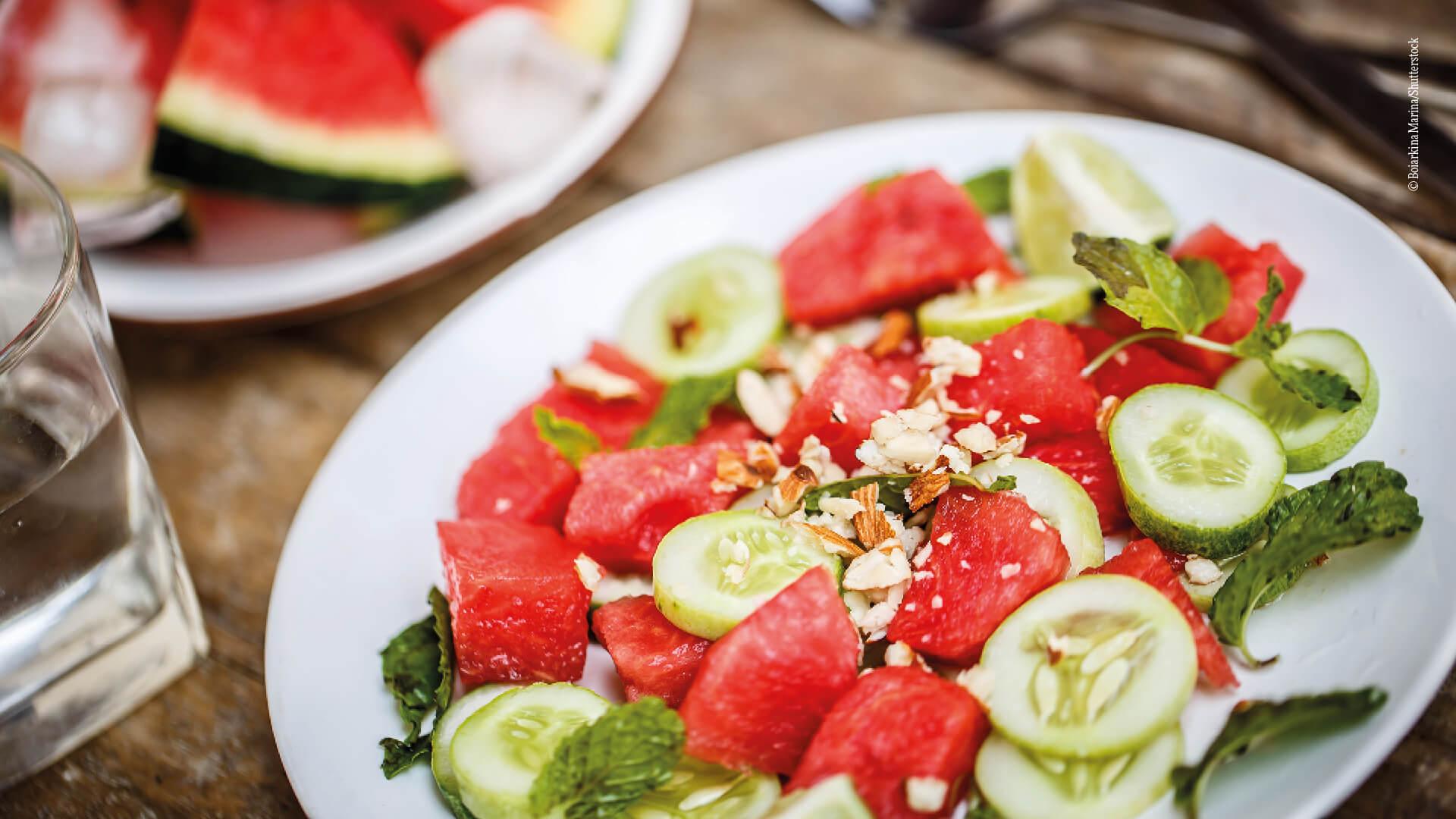 Tipps_für_deinen_perfekten_Sommer_Melone_Gurke