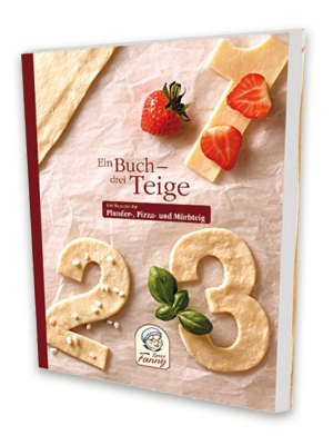 Kochbuch Teige
