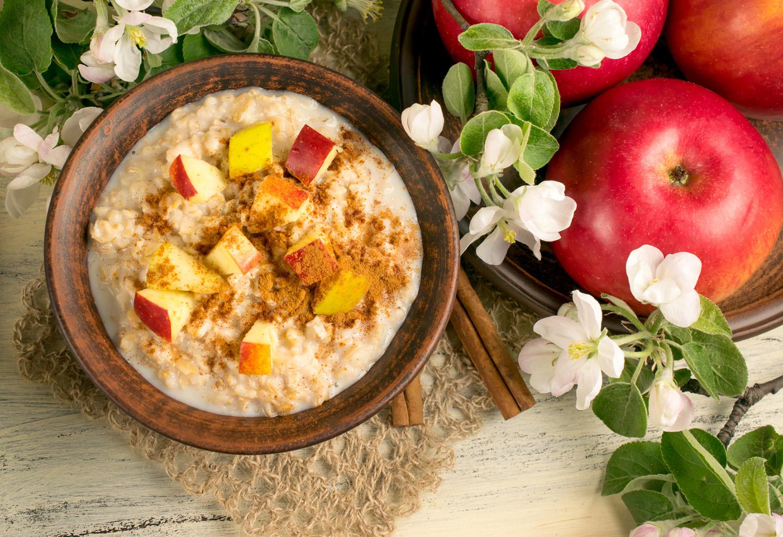 Porridge - Frühstück