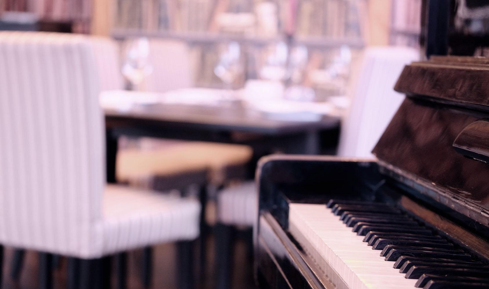 Essen und Musik Pianobar