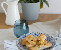 Camembert-Röllchen