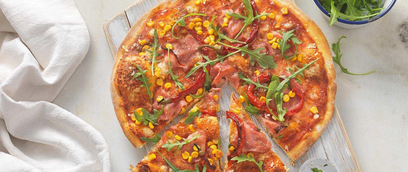 Pizza Diavolo Tante Fanny