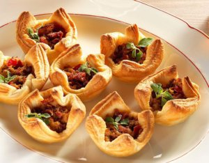 Thunfisch-Muffins