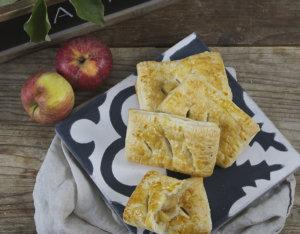 Apfel-Taschen