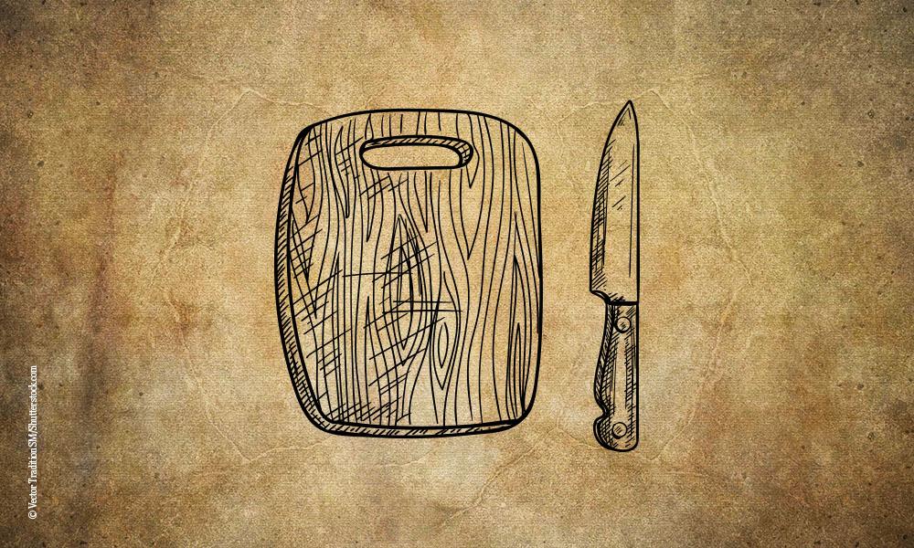 Küchenutensilien - Querkochen