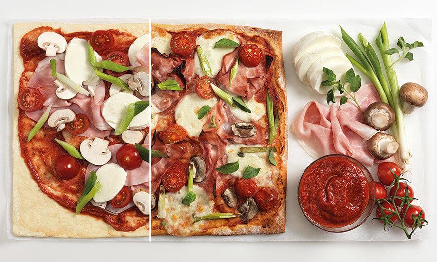Rezept Pizza Cardinale Tante Fanny