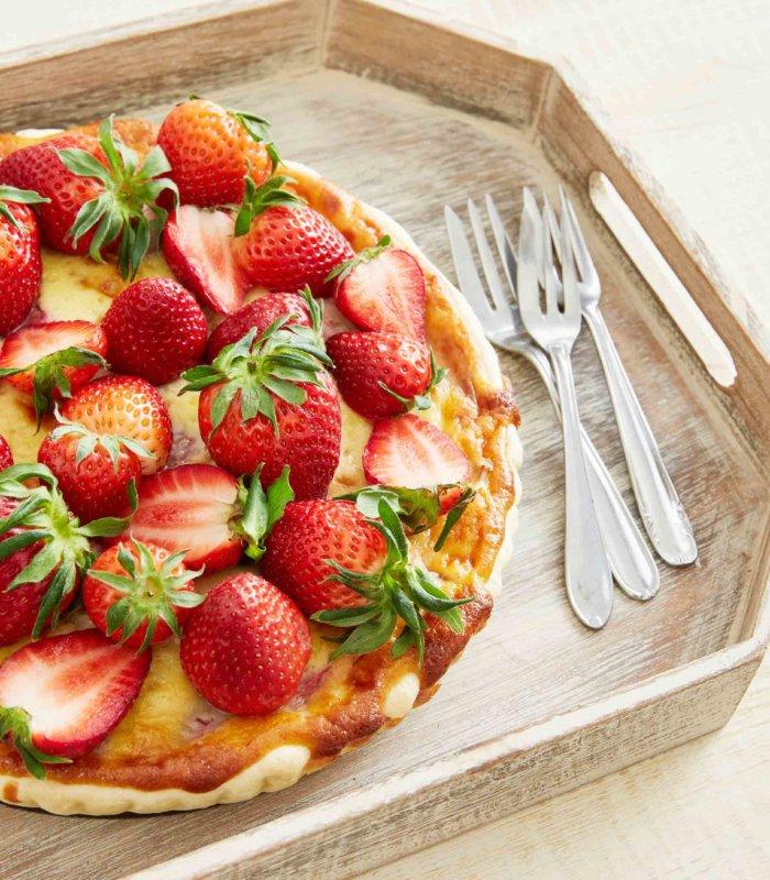 Erdbeer-Mascarpone Tarte Tante Fanny Rezept