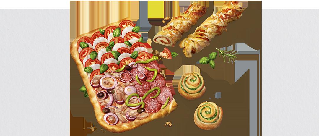 Tante Fanny Pizzateige